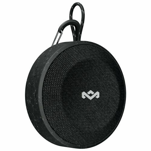 Marley No Bounds Waterproof Bluetooth Wireless Speaker - Signature Black