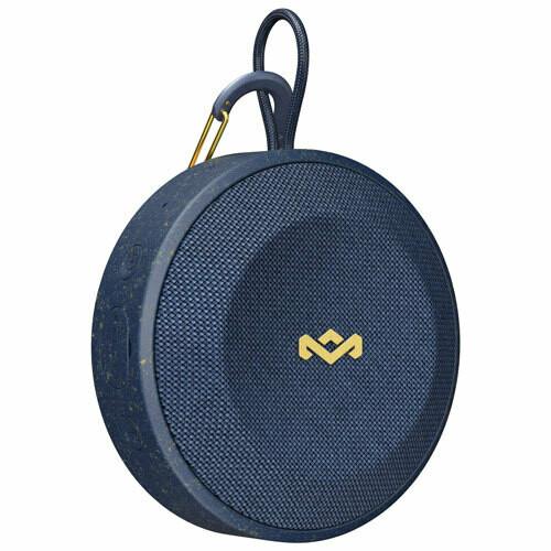 Marley No Bounds Waterproof Bluetooth Wireless Speaker - Blue