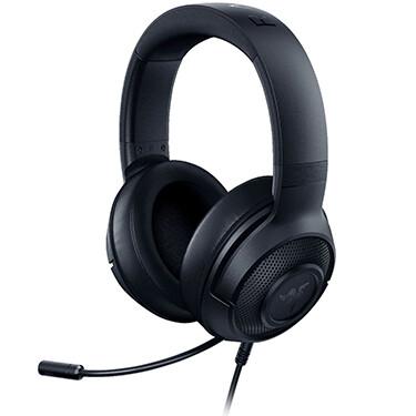 Razer Kraken X Gaming Headset - Black