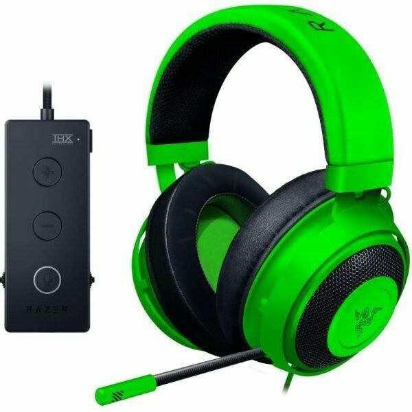 Razer Kraken Tournament Edition Headset - Green