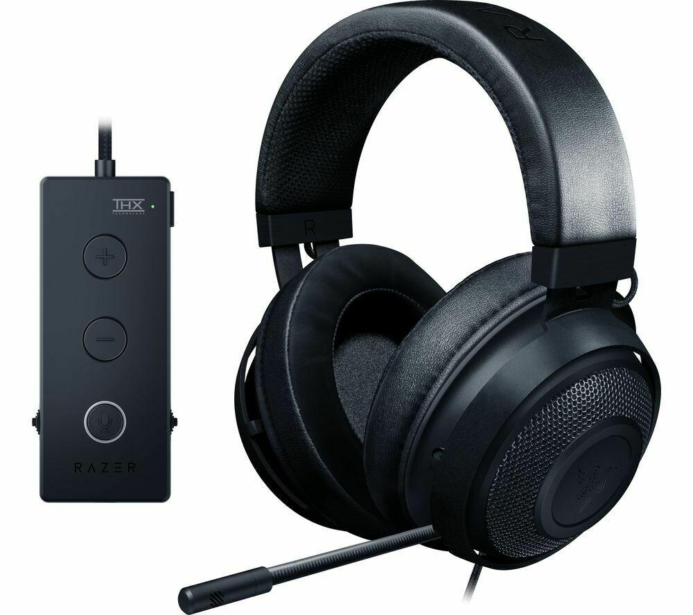 Razer Kraken Tournament Edition Headset - Black