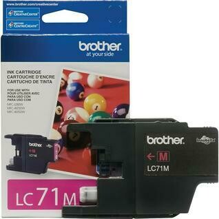 Brother LC 71 Magenta