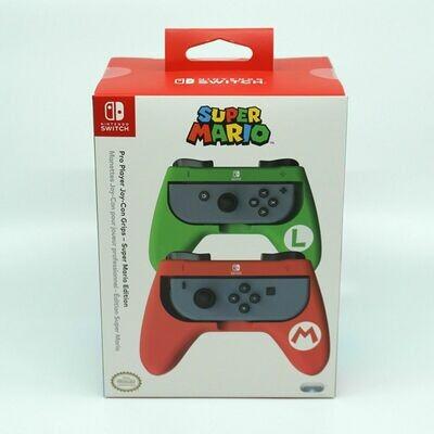 Nintendo Switch Pro Player Joy-Con Grips - Super  Mario