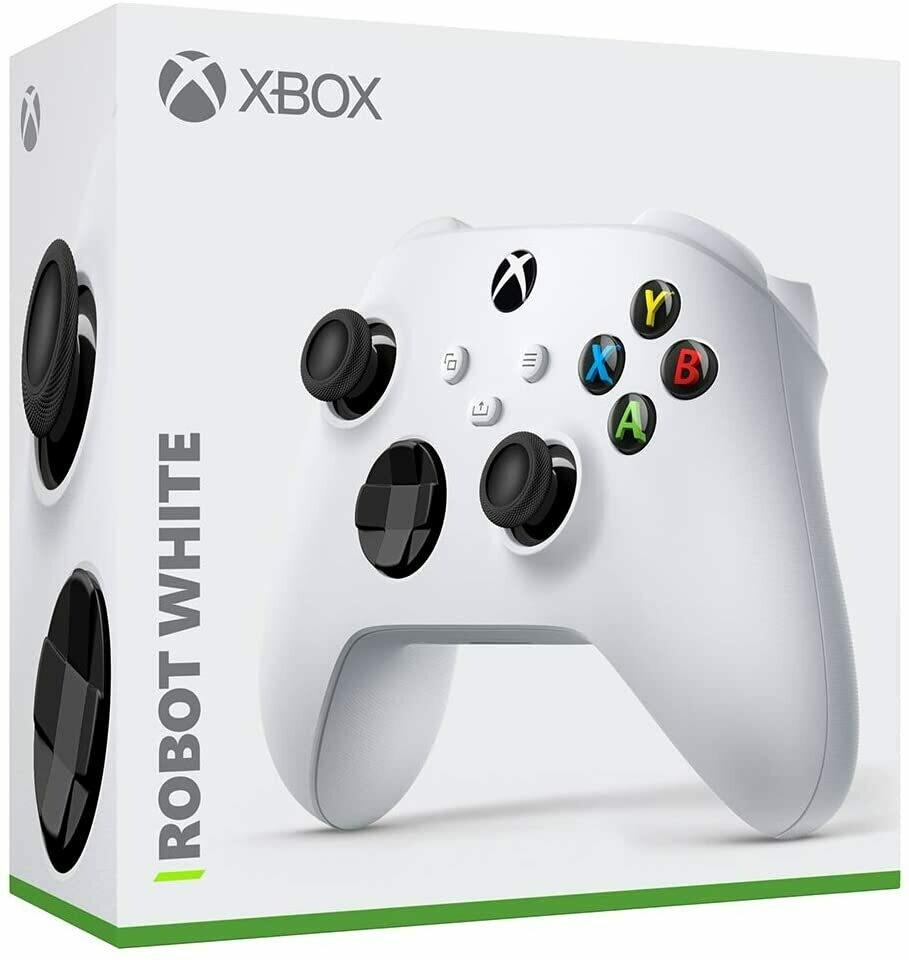 Xbox One Wireless Controller - Robot White