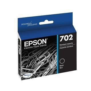 Epson 702 Black Ink Cartridge