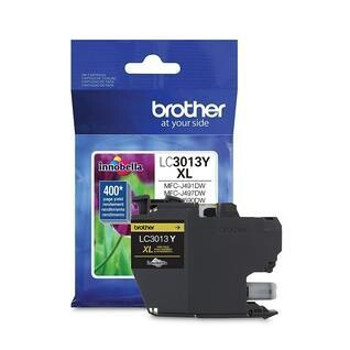 Brother LC 3013Yellow High Yield