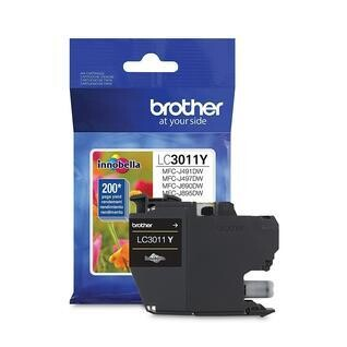 Brother LC 3011 Yellow