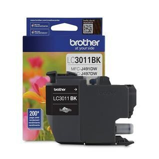Brother LC 3011 Black