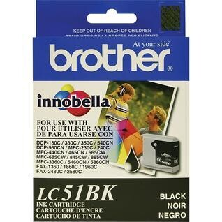 Brother LC 51 Black