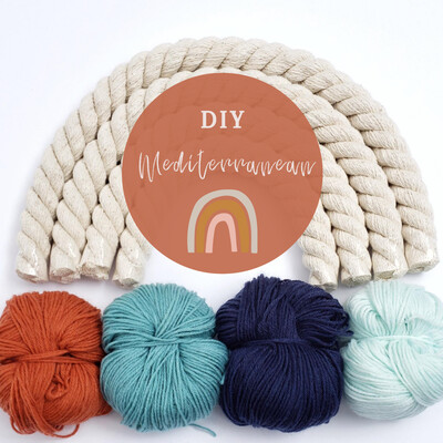 DIY Rainbow Kit - Mediterranean