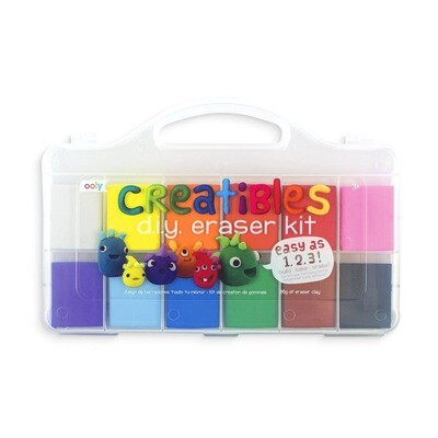 Creatibles D.I.Y. Erasers