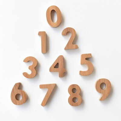Bamboo Numbers