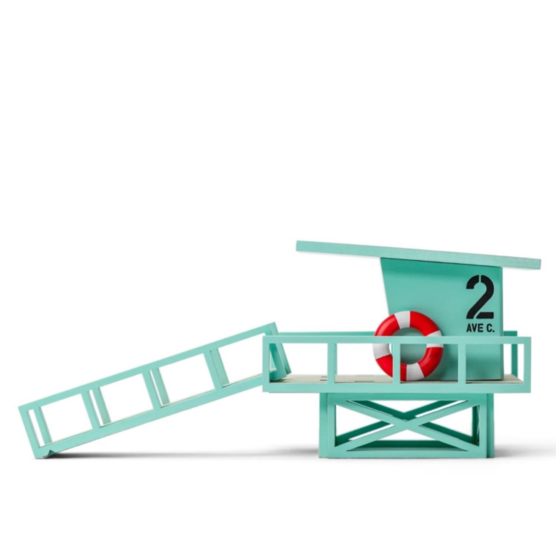Candy Lab Toys Malibu Beach Tower