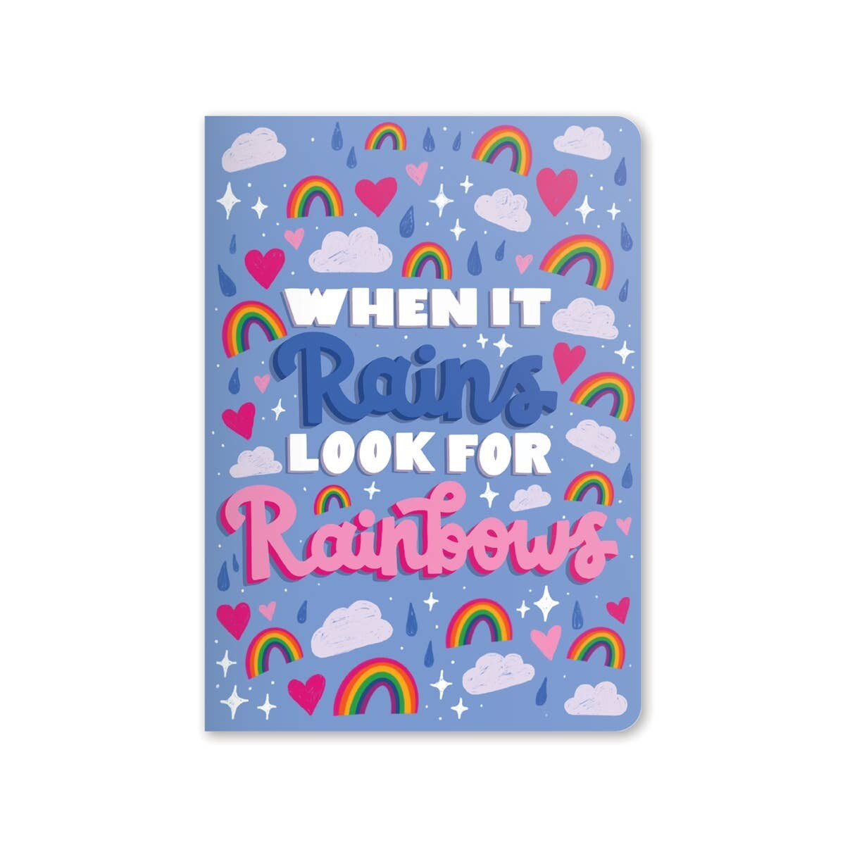 Jot It Notebook - Look for Rainbows