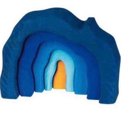 Glückskäfer Grotto Set, Blue