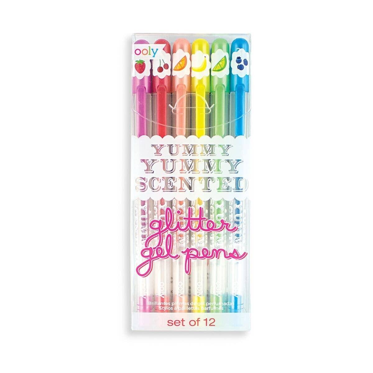 Yummy Yummy Scented Gel Pens