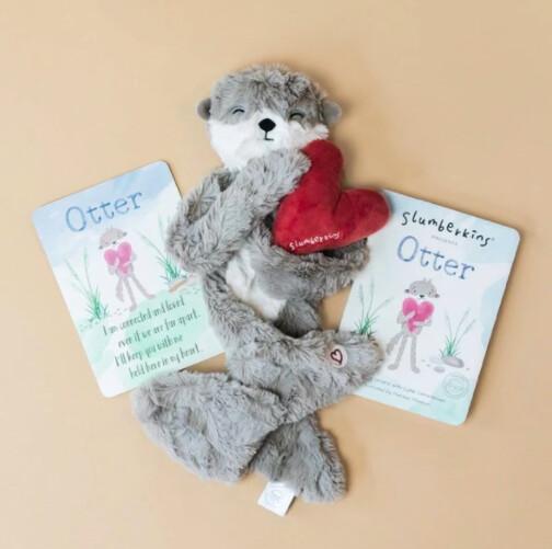 Slumberkins Otter Snuggler