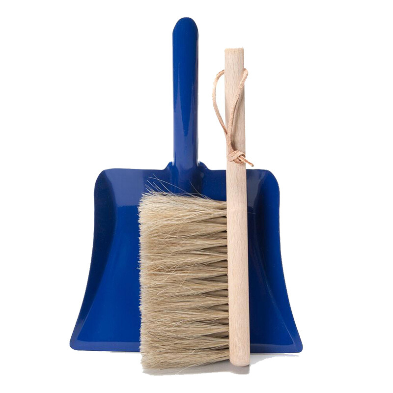 Glückskäfer Dust Pan And Brush Set