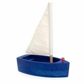 Glückskäfer Sailing Boat, Blue