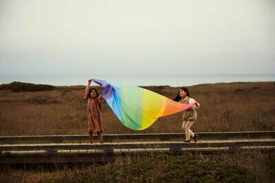 Sarah's Silks Giant Rainbow Silk