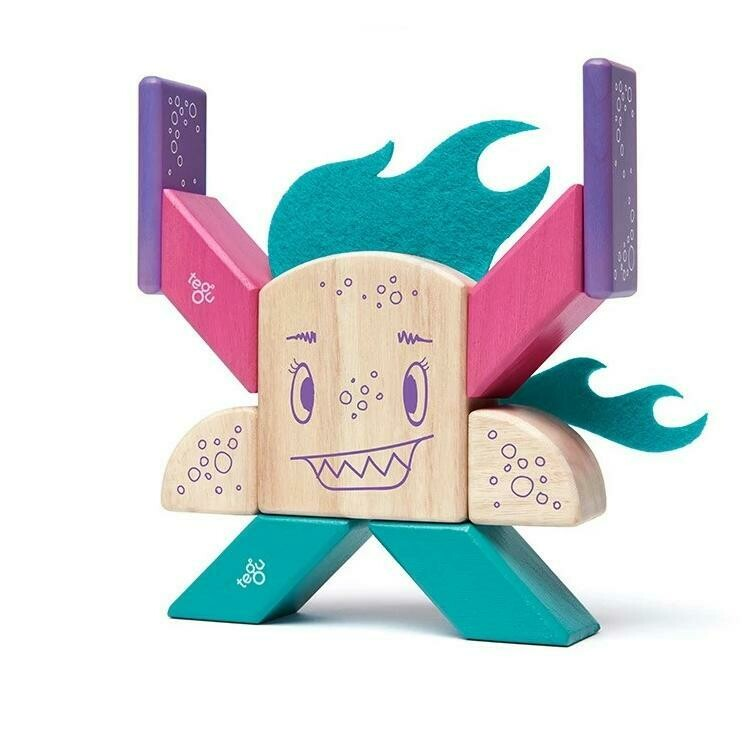 Tegu StickyMonsters Finklebear