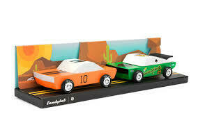 Candy Lab Junior Desert Race Set