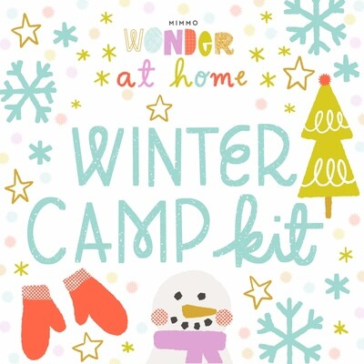 MIMMO Winter Wonder at Home Camp Kits - Price depends on age
