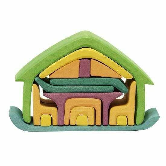 Glückskäfer All In House, Green