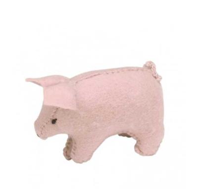 Glückskäfer Wool Felt Animals - Pig