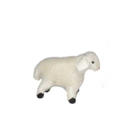 Glückskäfer Wool Felt Animals - Lamb