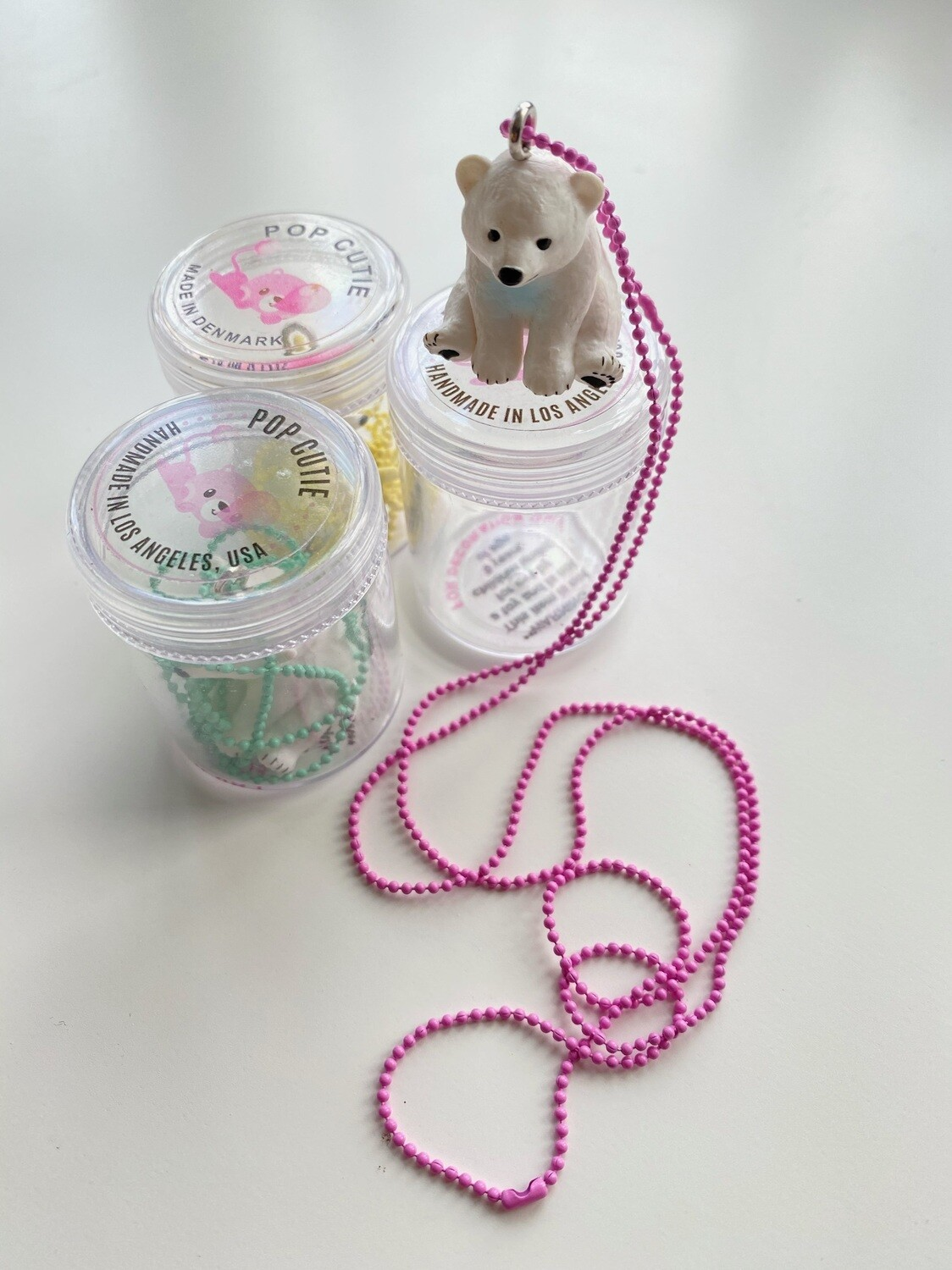 Pop Cuties Gacha Necklace - Limited Edition