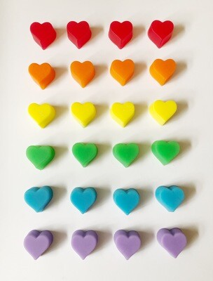 Over the Rainbow Resin Set - Starting at $18