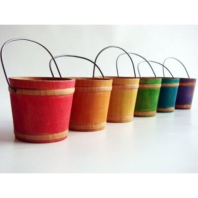 Color Sorting Buckets
