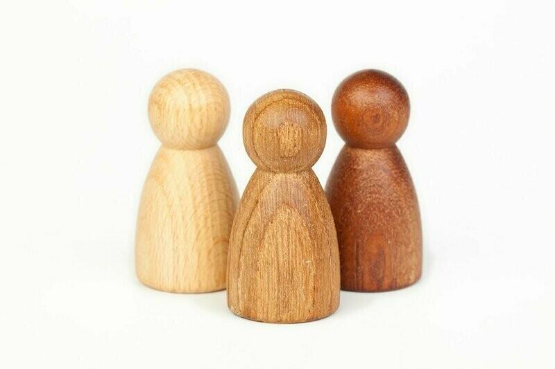 Grapat 3 Nins, 3 Woods