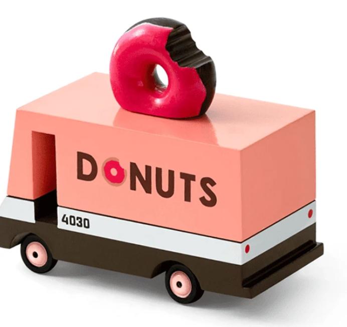 Candy Lab Donut Van
