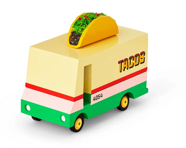 Candy Lab Taco Van