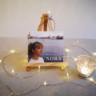 """CD """"Heimathafen"""" von NORA"""