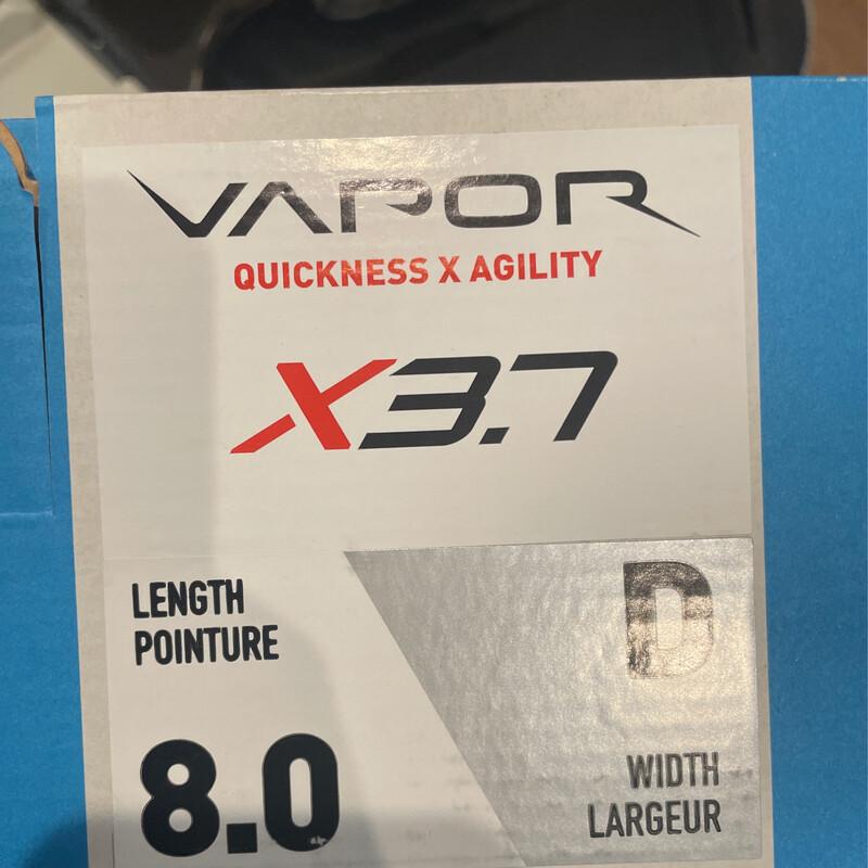 8 Bauer Vapor X3.7 Hockey Skate Size 8
