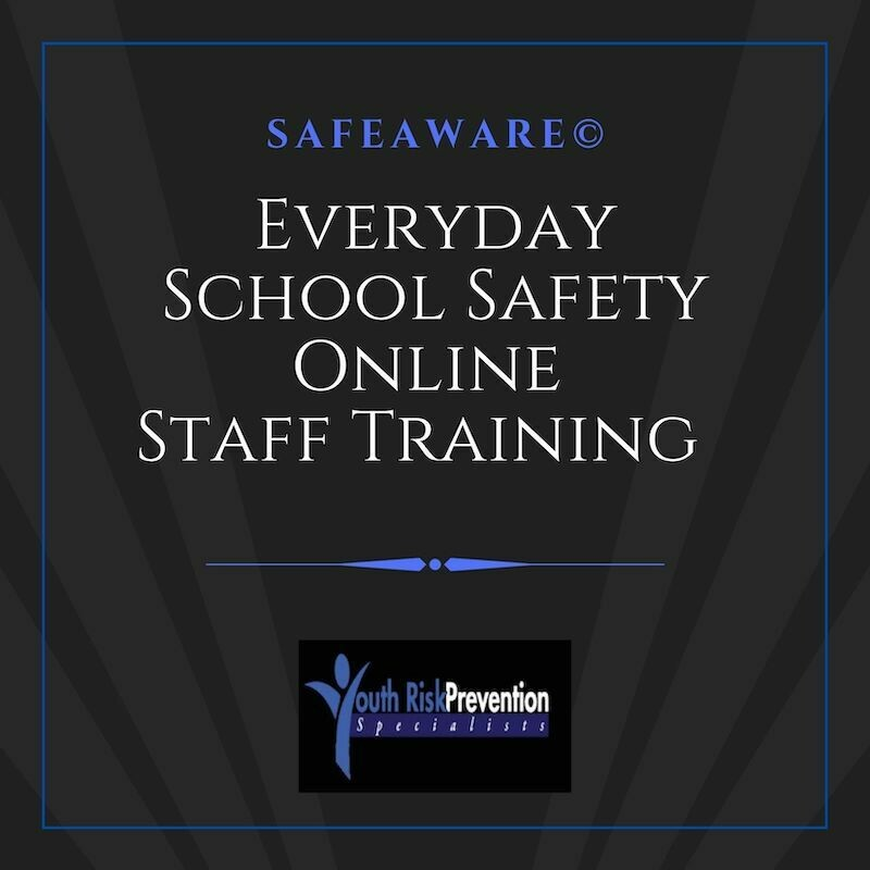 Everyday School Safety Staff Training - Online Course