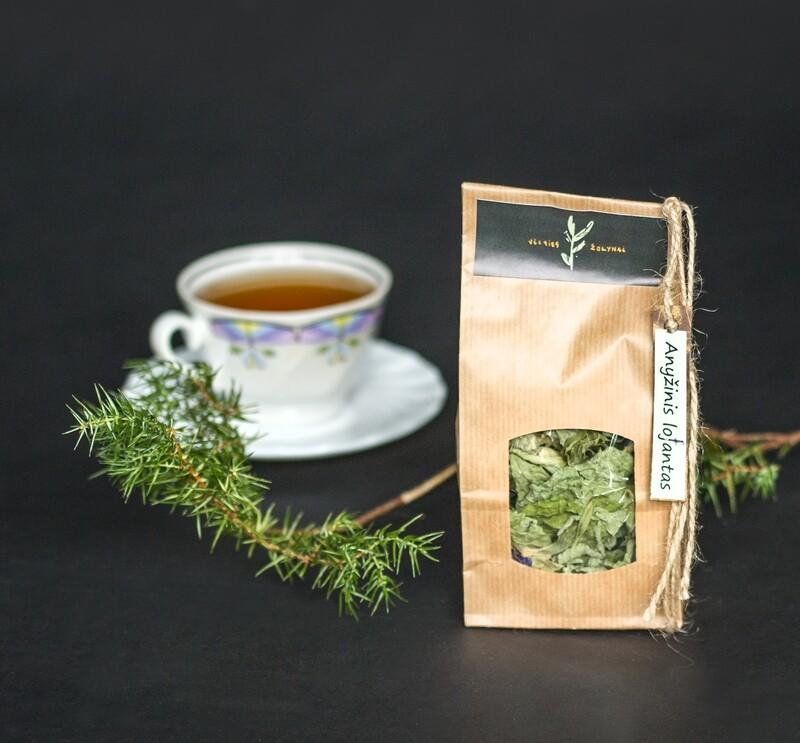 Anyžinis lofantas (arbata)