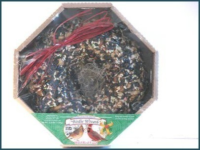 Seed Wreath (seasonal)