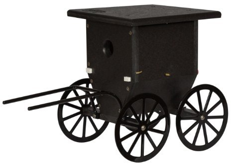 Amish Buggy Wren House