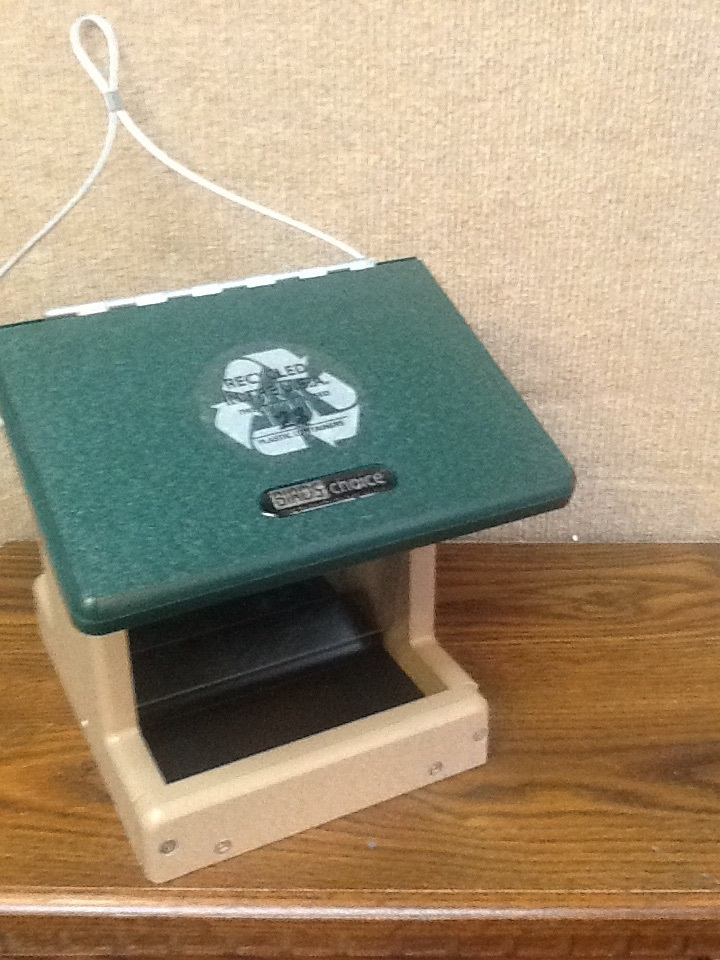 SN100 Recycled Seed Feeder