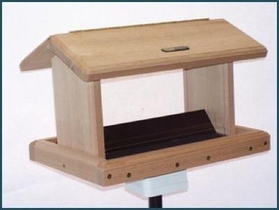 2-Sided Hopper Feeder