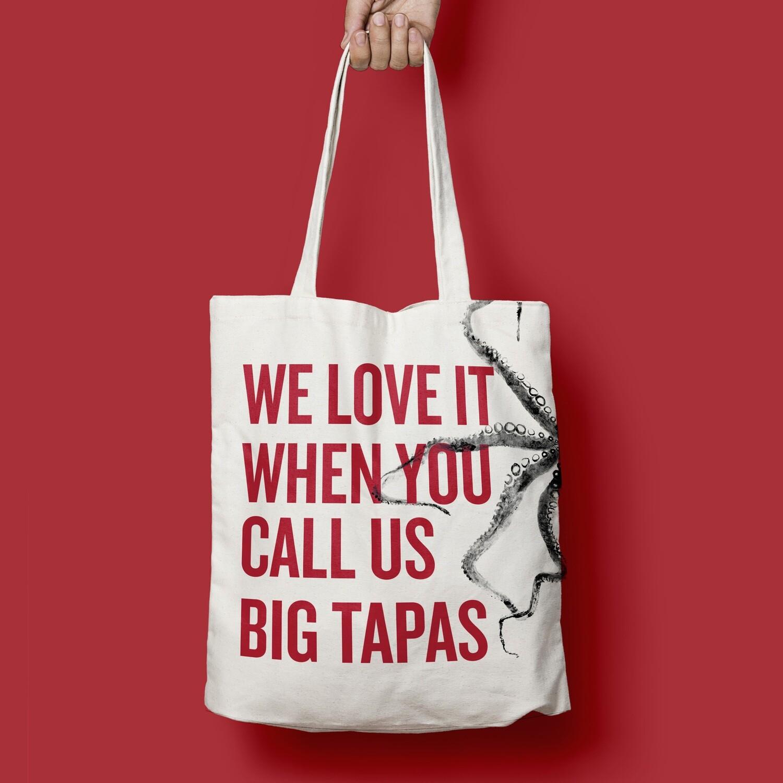 Boqueria Tote Bag