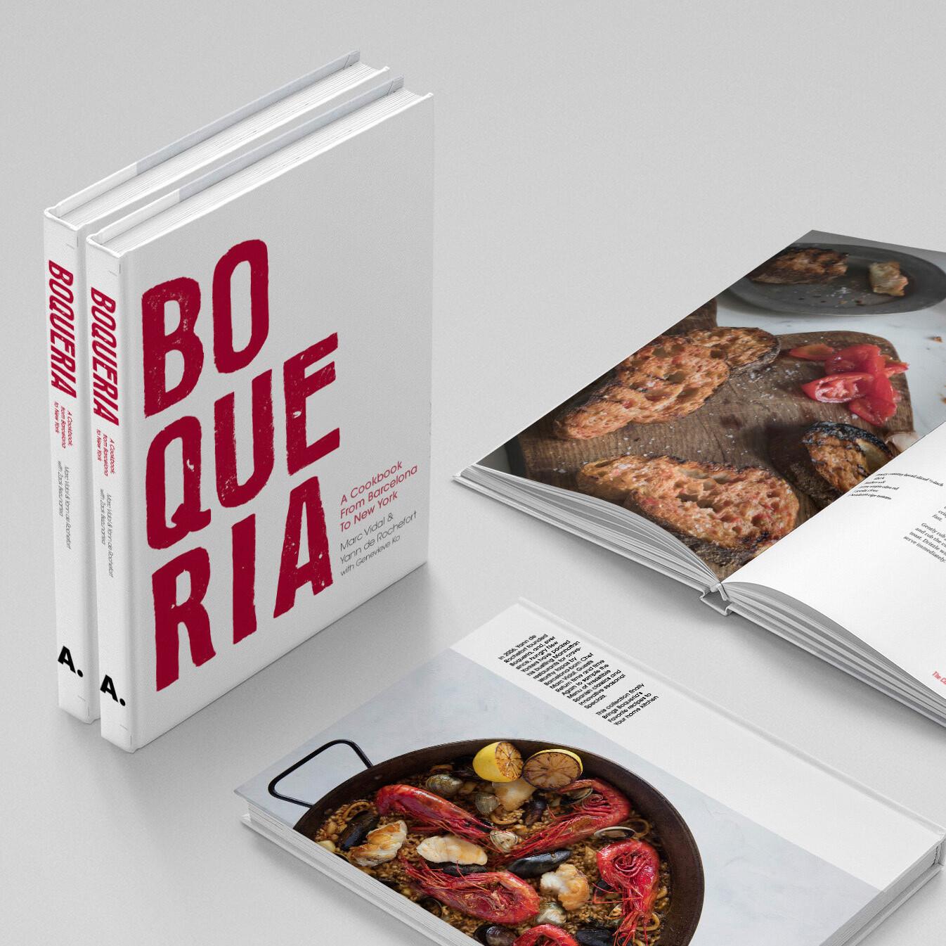 Boqueria Cookbook
