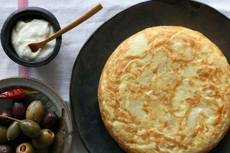 Cooking Class: Tortilla Española and Sangría