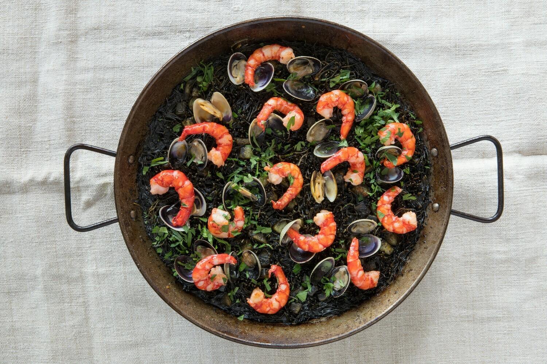 Cooking Kit: Fideuà Negra