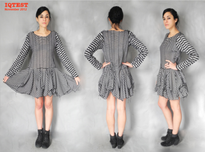 Flapper Dress with Sleeves