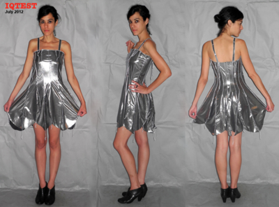 Summer Orchid mini Dress